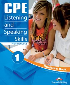 CPE Listening and Spealking skills 1SB