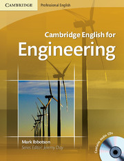 Cambridge English for Engineering 9780521715188