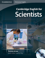 Cambridge English for Scientists 9780521154093