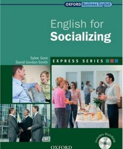 English for Socializing 9780194579391