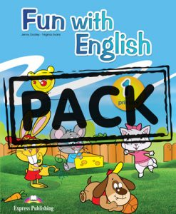 Fun with English 1 Pup's Pack