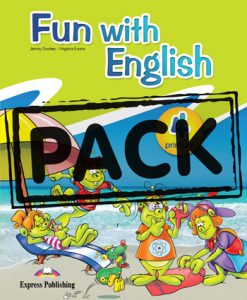 Fun with English 4 Pup's Pack