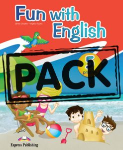 Fun with English 5 Pup's Pack