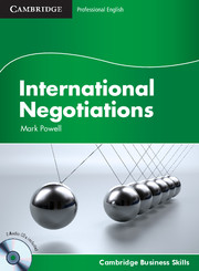 International Negotiations 9780521149921