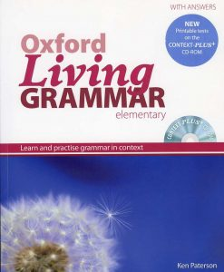 Oxford Living Grammar Elementary with CD-ROM