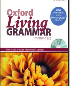 Oxford Living Grammar Intermediate with CD-ROM
