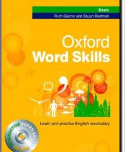 Oxford Word Skills Basic 9780194620031