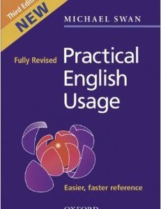 Practical English Usage