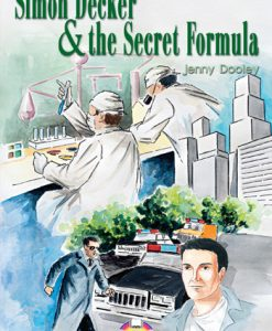Simon Decker & the Secret Formula