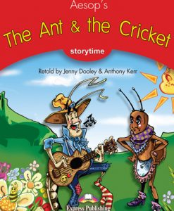 Ant and cricket