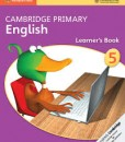 Cambridge Primary English Learner's Book 5