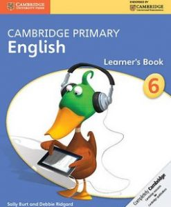 Cambridge Primary English Learner's Book 6