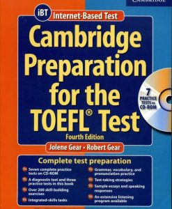 Cambridge-TOEFL-Test