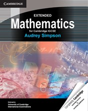 Extended Mathematics for Cambridge IGCSE 9780521186032
