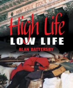 High Life Low Life Book with CD Level 4