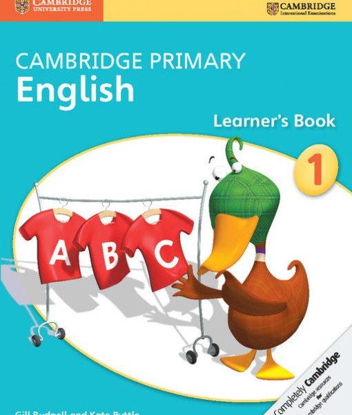 cambridge-primary-english-stage-1-learners-book-cambridge-university-press