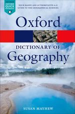 Geography dict