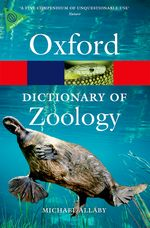 Zoology dict