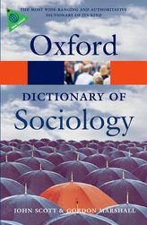 sociology dict