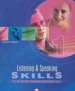 CPE List and Speak skills 1 SB