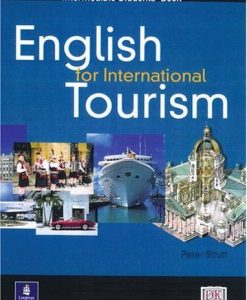 Eng for Inter Tourism Int SB 9780582479838