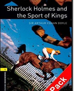 9780194788885-Sherlock Holmes and the Sport of Kings