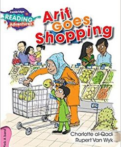 Arif goes shopping