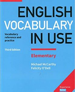 English Vocabulary in Use Elem