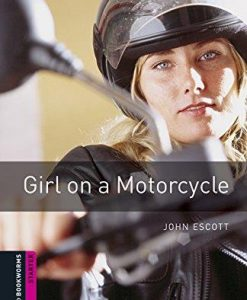 Girl on Motorcycle