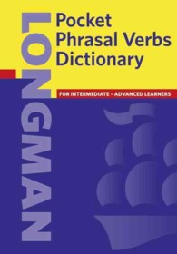 L Pocket Phrasal Verbs Dictionary