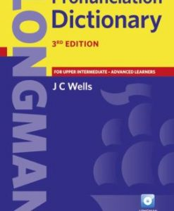 Longman-Pronunciation-Dictionary-Paper-With-CDROM-9781405881180