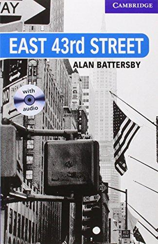 East 43rd Street with CD