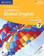 Global English 7 CB