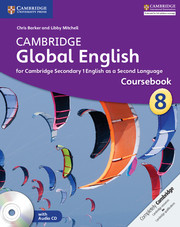 Global English 8 CB