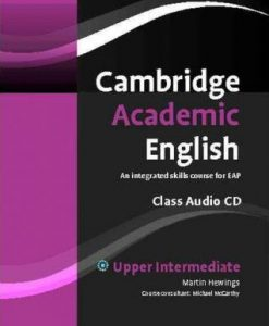 Cambridge Academic English Up- Intermediate Audio CD