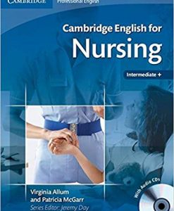 Cambridge English for Nursing Intermediate+
