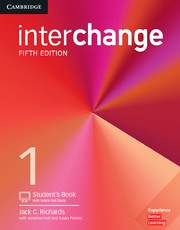 Interchange Level 1 SB with Online Self-Study 5th Edition