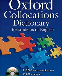 9780194325387-Oxford Collactions Dictionary